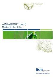 AQUARICH (eco) - Kinetik
