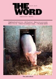 different - The Word Magazine
