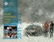 2011-2012 Healthcare Coalition Annual Report
