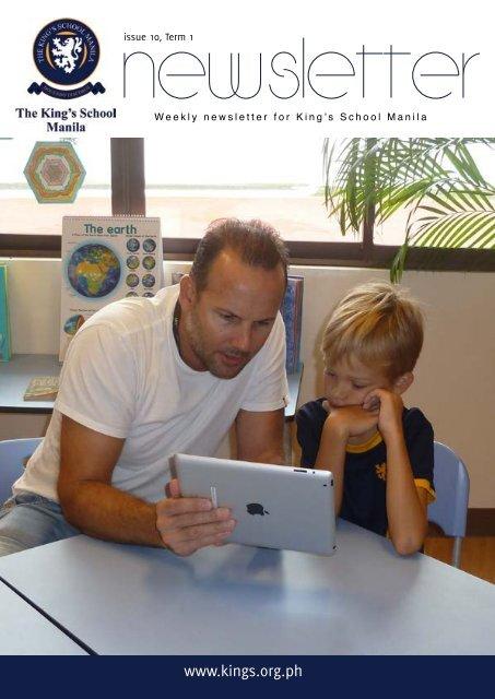 KSM Newsletter November 16th 2012 - The King's International ...