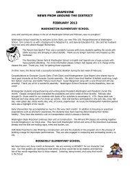 feb 2013 grapevine[2] - Kingsburg Elementary Charter School District