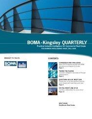 Kingsley Associates - BKR: Business Intelligence
