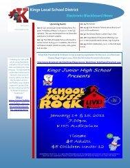 EBBNJan6_2011 - Kings Local School District