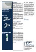 Kellerdeckendämmung UNI-Kellerdecke - Kingspan Unidek - Seite 2