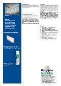 Produktinformation - Kingspan Unidek - Seite 2