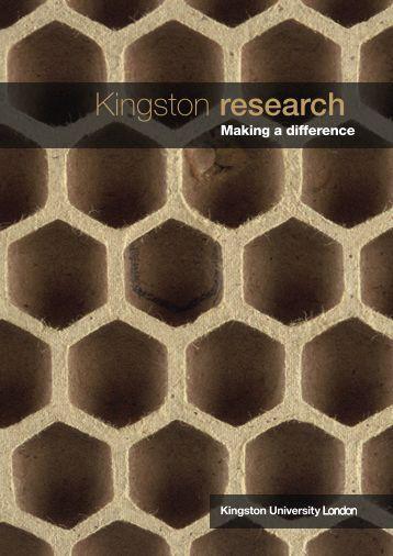 Kingston research - Kingston University