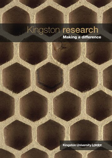 Kingston research - Kingston University
