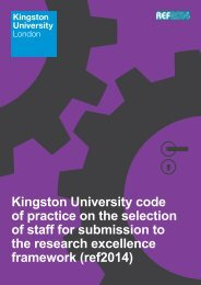 REF 2014 code of practice with equality impact assessment for 1st ...