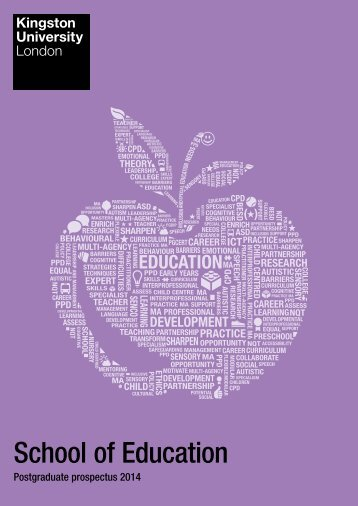 School of Education - Kingston University