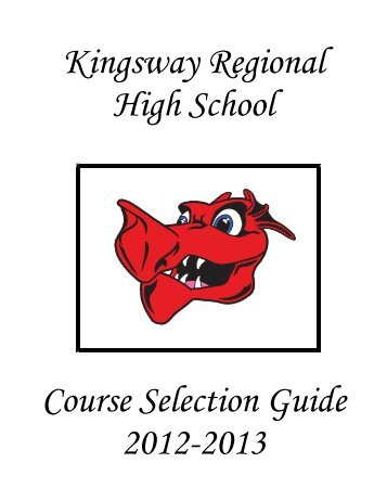 a message from the superintendent - Kingsway Regional School ...