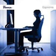Ergonómia (6,9 Mb) - Kinnarps
