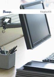 Kiegészítők (1,5 Mb) - Kinnarps