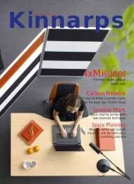 Download this issue as pdf - Kinnarps