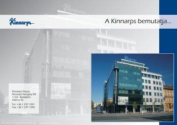 A Jarl konferenciaterem ismertetője - (pdf) - Kinnarps