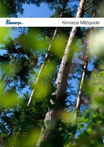 Kinnarps Miljöguide