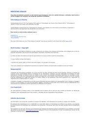 Lire nos mentions légales - Kinnarps