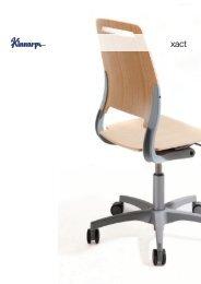 Product facts Xact (pdf) - Kinnarps