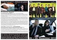 20. - 26. Dezember 2012 P R O G R A M M - Central-Kino