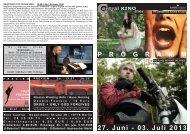 27. Juni - 03. Juli 2013 P R O G R A M M - Central-Kino