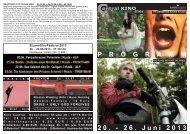 20. - 26. Juni 2013 P R O G R A M M - Central-Kino