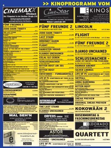 Plakat KinoJournal 5/2013