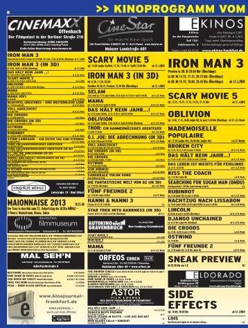 Plakat KinoJournal 17/2013