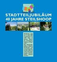 40 Jahre Steilshoop - Ulrich Mattes