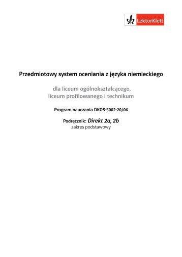 Direkt 2a, 2b - LektorKlett