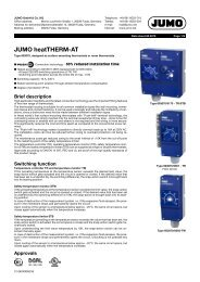 JUMO heatTHERM-AT