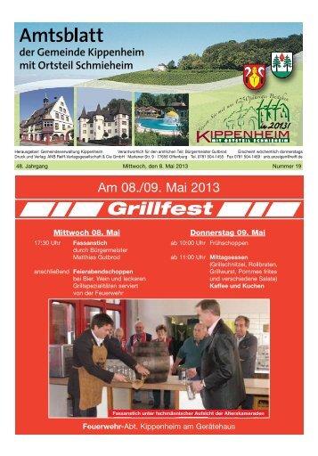 W19/2013 - Kippenheim