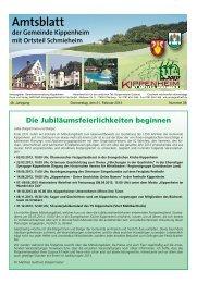 KW08/2013 - Kippenheim