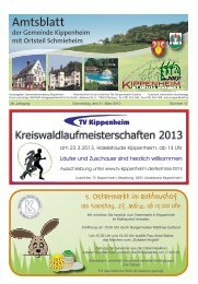 KW12/2013 - Kippenheim