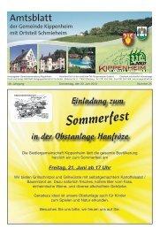KW25/2013 - Kippenheim