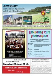 KW26/2013 - Kippenheim