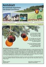 KW51/2013 - Kippenheim