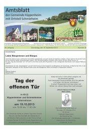 kw38/2013 - Kippenheim
