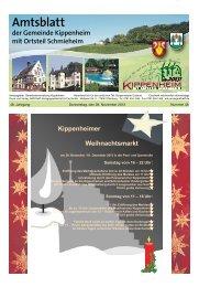KW48/2013 - Kippenheim