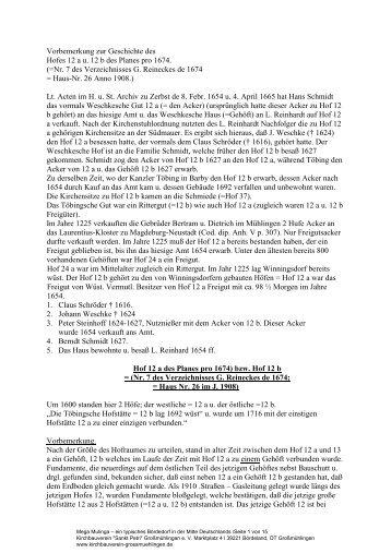 "Download pdf-Dokument inkl. Ergänzungen - Kirchbauverein ""Sankt ..."