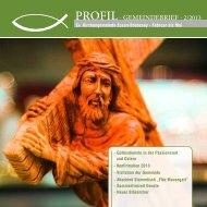 Profil- GEMEiNDEBriEf - 2/2013 - Ev. Kirchengemeinde Essen ...