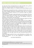 Gemeindebrief Februar / März 2013 - Ev.-Luth. Kirchgemeinde ... - Page 2