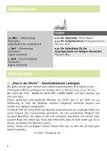 Gemeindebrief Februar / März 2013 - Ev.-Luth. Kirchgemeinde ... - Page 6