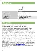 Gemeindebrief Februar / März 2014 - Ev.-Luth. Kirchgemeinde ... - Page 6