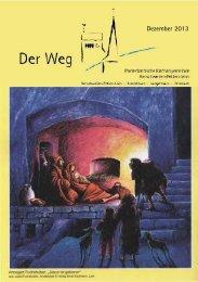 Dezember 2013 - Protestantische Kirchengemeinde Herschweiler ...