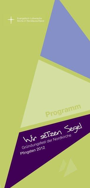 Flyer Programm - Evangelische Kirche im Norden