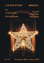Als PDF (ca 1 MB) - Predigten und Kindergottesdienst aus der ...