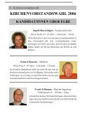 PDF (500kb) - Predigten und Kindergottesdienst aus der ... - Seite 6