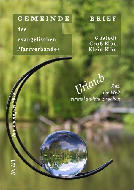 Als PDF (ca 1 MB) - Evangelische Kirchengemeinden in Elbe