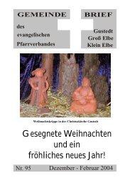 Gemeindebrief 95 PDF - Predigten und Kindergottesdienst aus der ...
