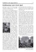 EinBlick Nr. 49, Juni 2010 - Evangelische Kirchengemeinde Ittersbach - Seite 7
