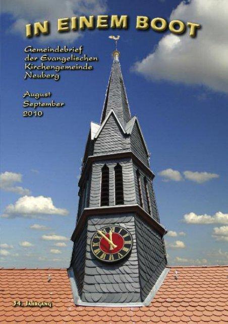 3. 26. 12. 19. 5. 14. Sonntag nach Trinitatis - Kirche Neuberg